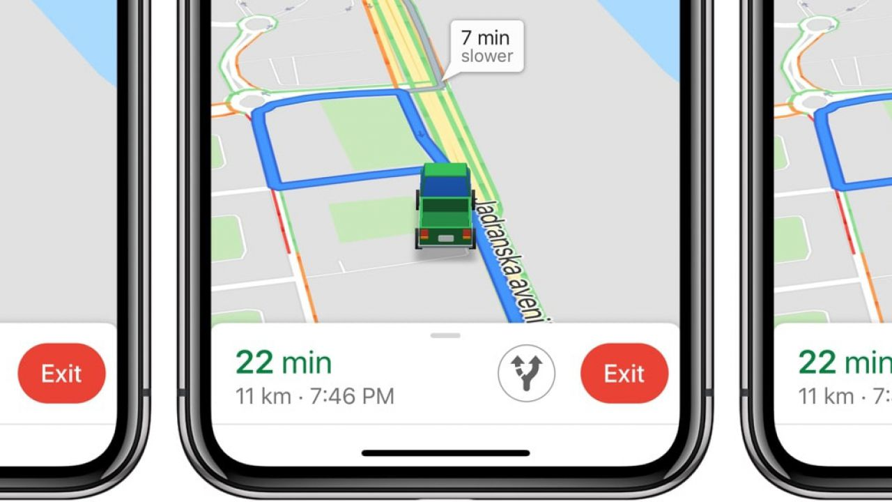 Google Maps su Android permette di cambiare l'icona del veicolo: ecco come