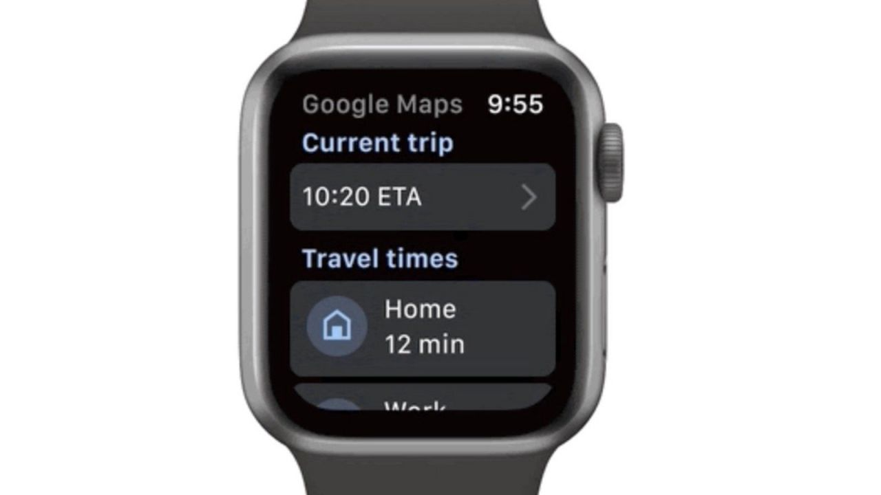Google Maps disponibile su Apple Watch dopo tre anni: le novità