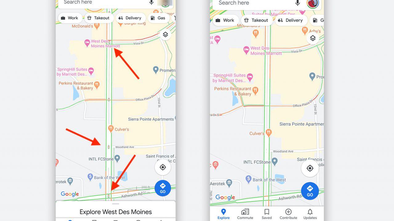 Google Maps ora mostra anche i semafori, ma è una funzione ancora in test