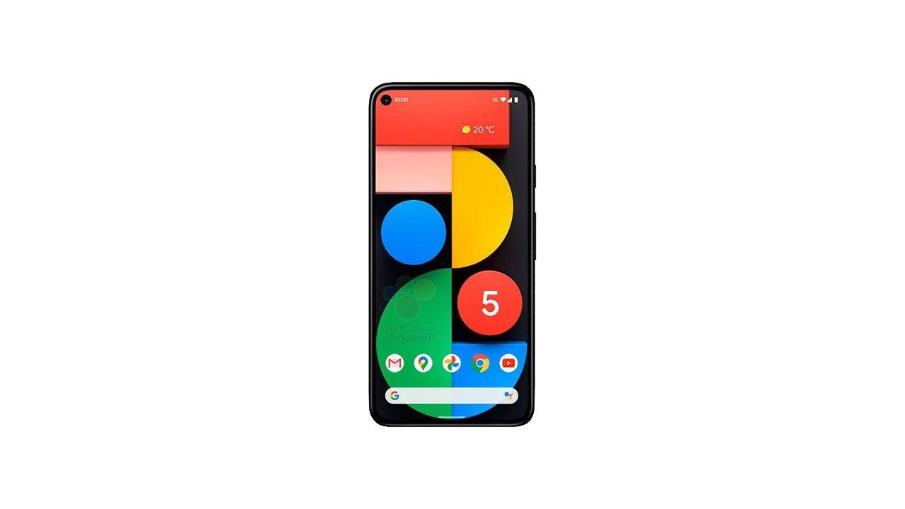 Google Pixel 5 Aus