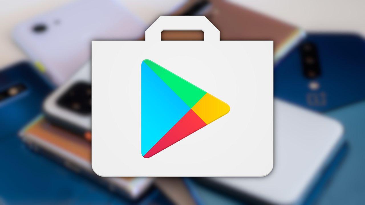Google Play Store si rinnova: grafiche nuove, layout inedito e P2P in arrivo nell'app