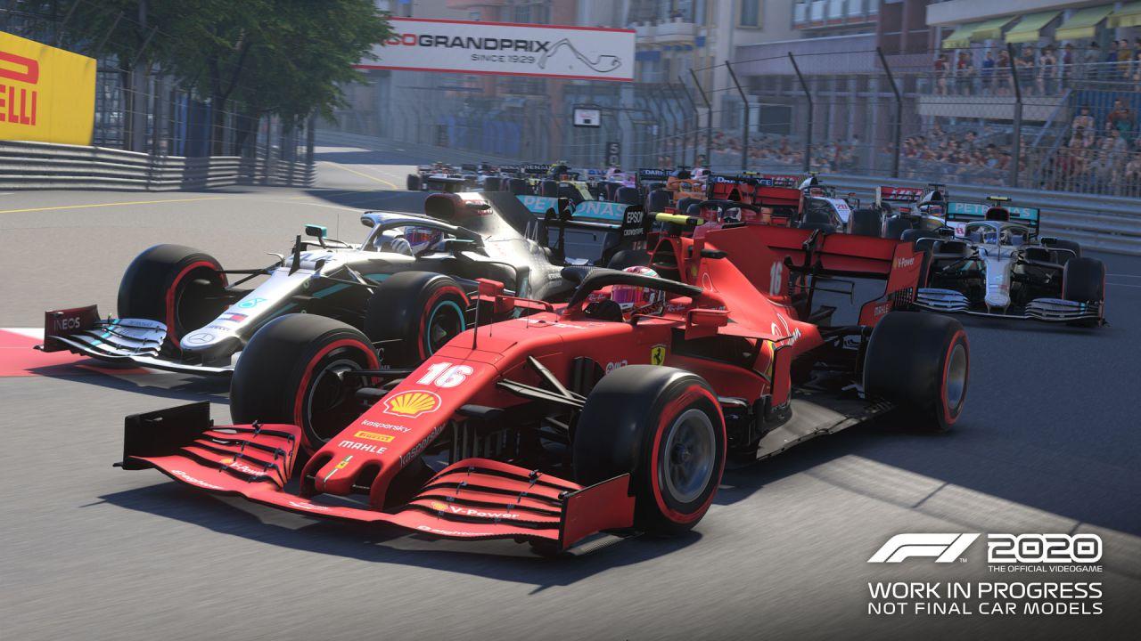 Google Stadia: F1 2020 tra i giochi gratis di gennaio per gli abbonati Stadia Pro