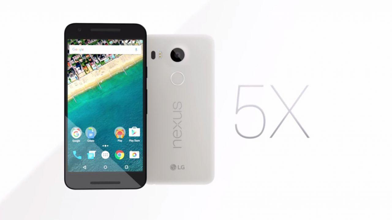Nexus 5X e Nexus 6P, prezzi scontati fino al 12 Febbraio!