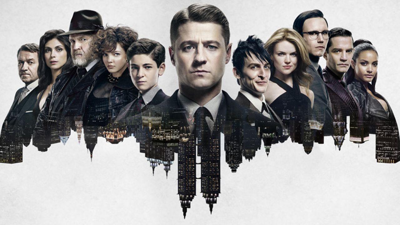 Gotham 3: online il trailer della nuova stagione