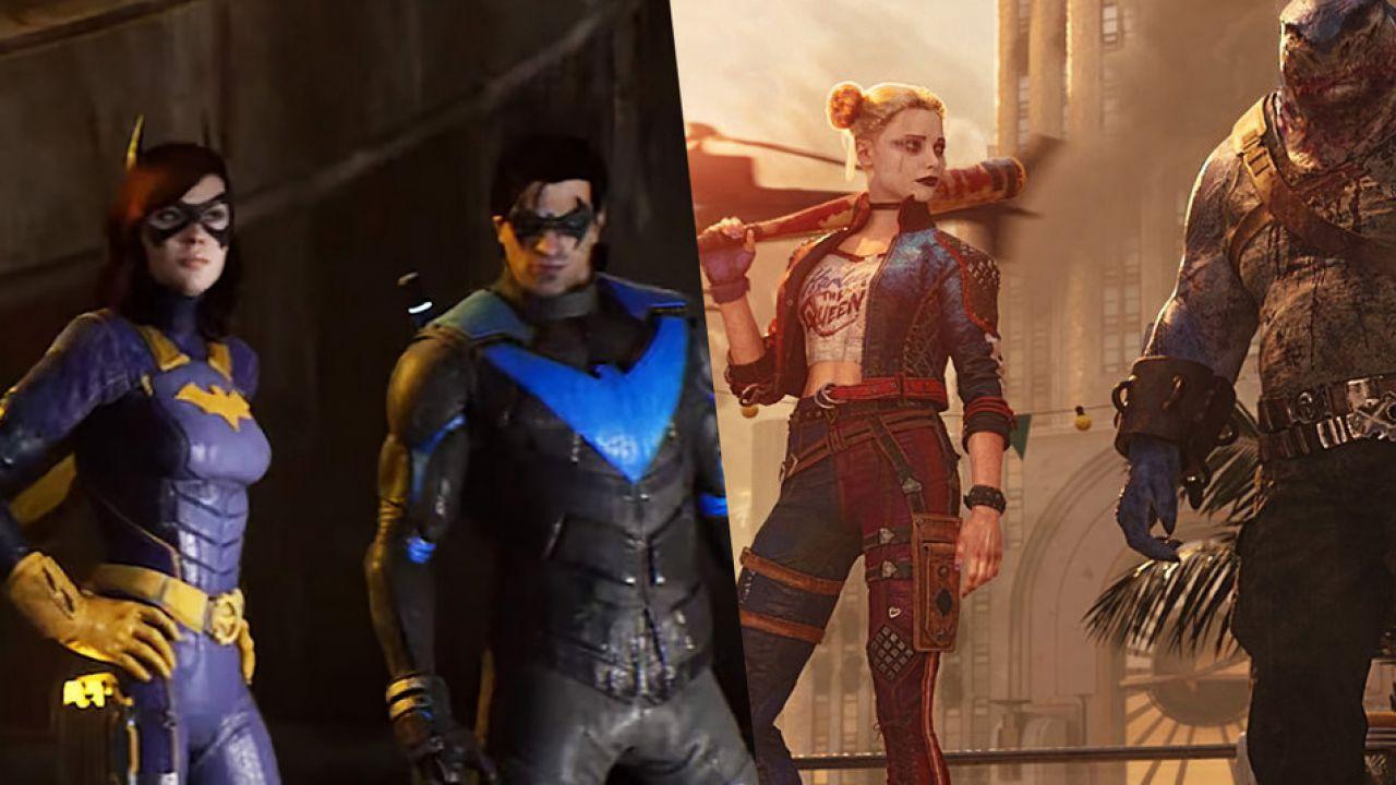 Gotham Knights e Suicide Squad costeranno di più su PS5 e Xbox Series X e S?