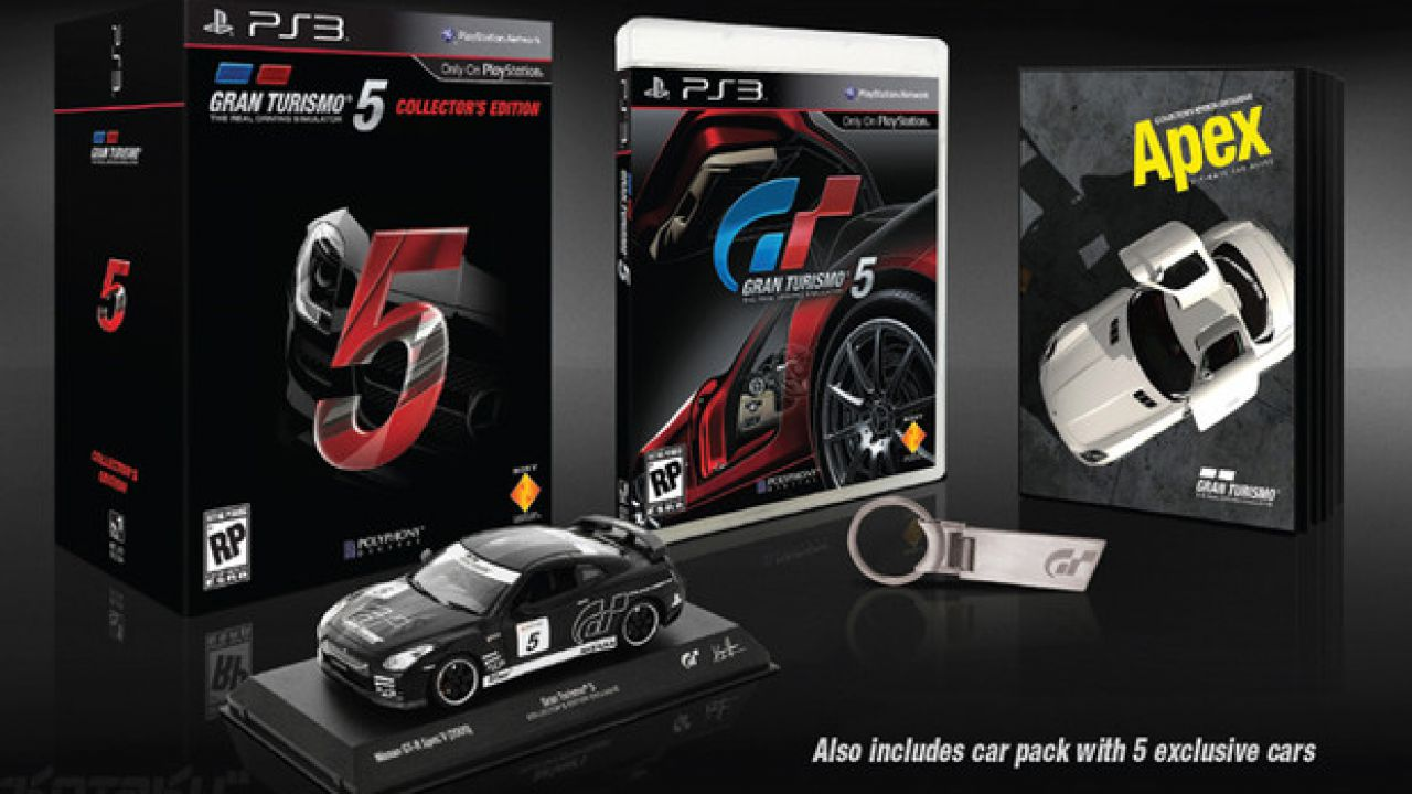 Gran Turismo 5: disponibile la patch 1.11
