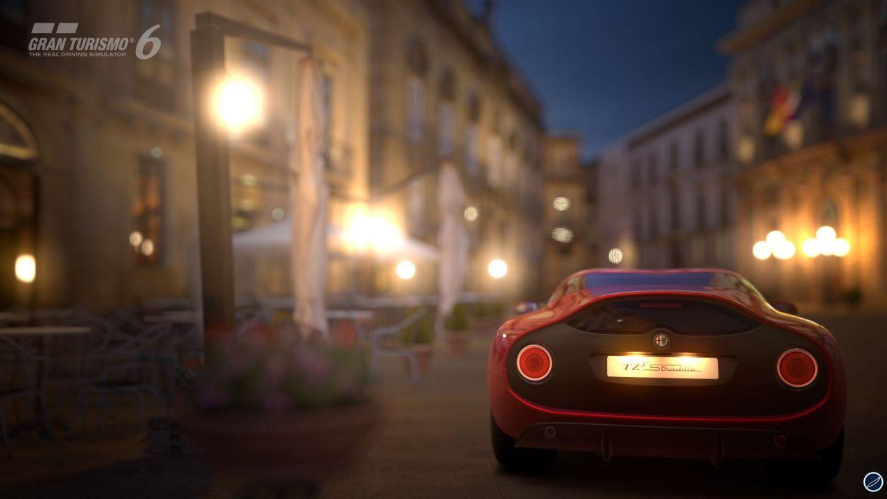 Gran Turismo 6: aggiornamento 1.05 disponibile