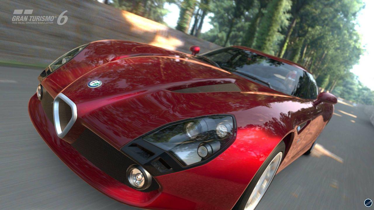 Gran Turismo 6 arriverà il 6 Dicembre -  video sulla Vision GT