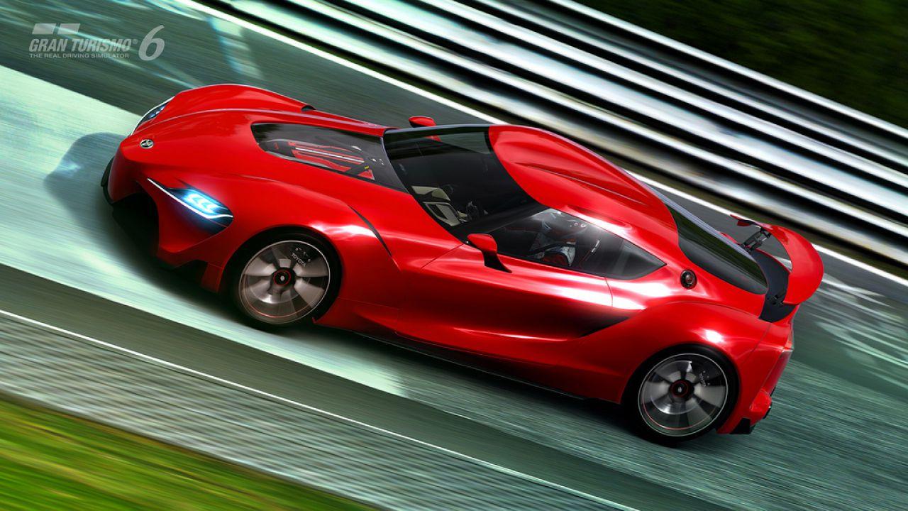 Gran Turismo 6: un nuovo concept footage