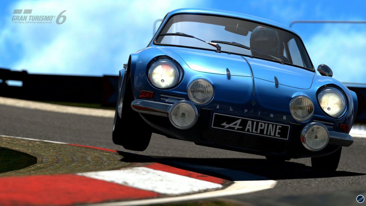 Gran Turismo 6: rilasciata la patch 1.04