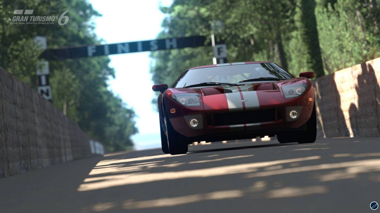 Gran Turismo 6: una valanga di nuove immagini presenta il nuovo tracciato Goodwood Hill Climb