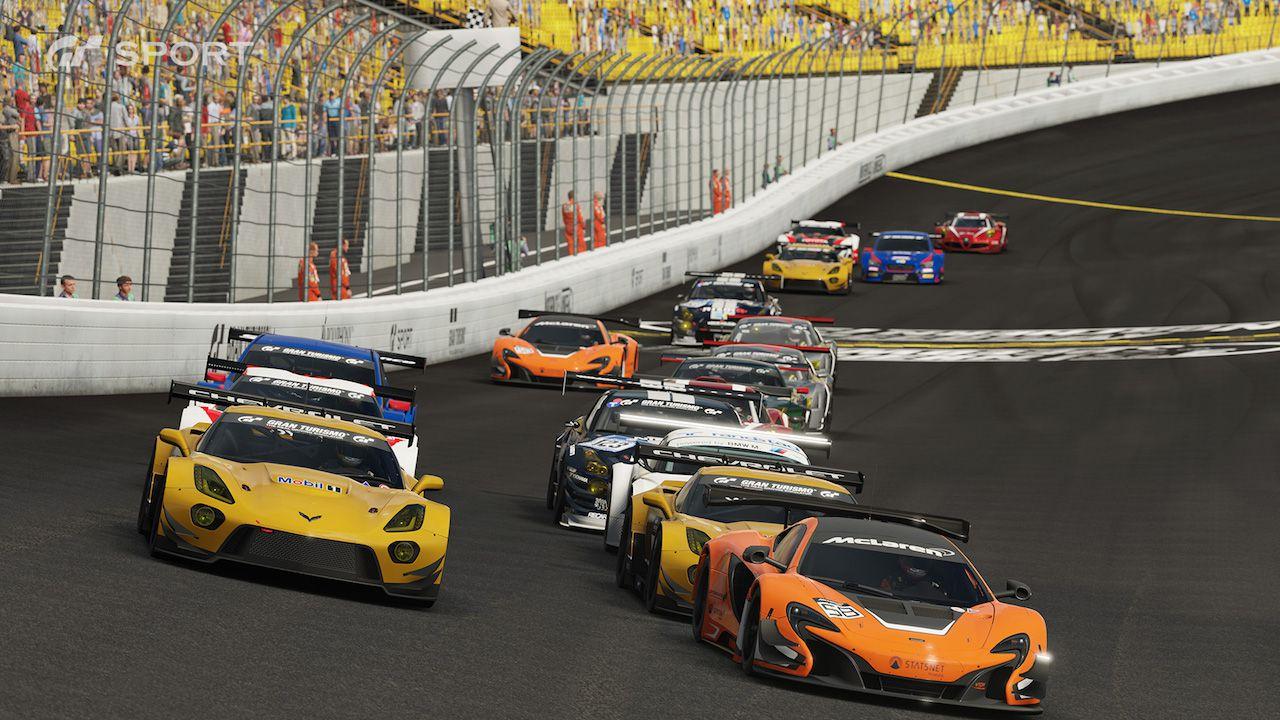 Gran Turismo Sport: si punta ai 1080p e 60 fps