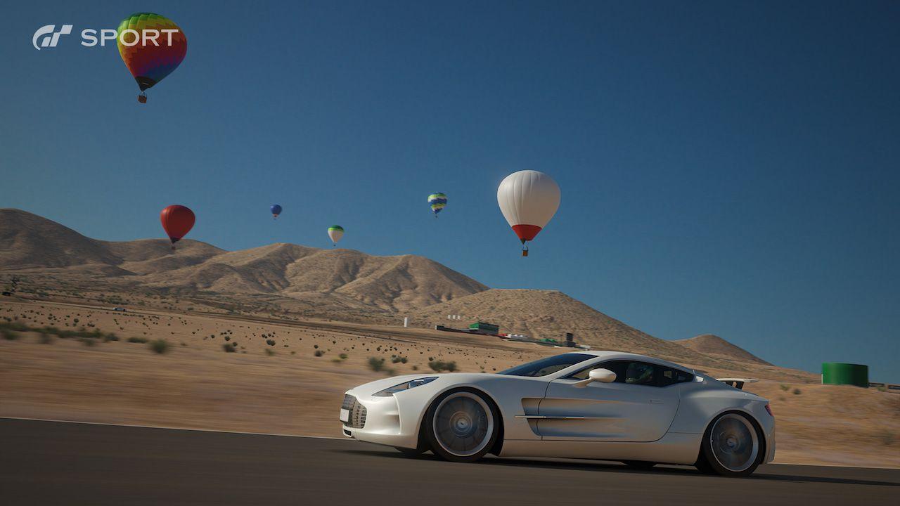 Gran Turismo Sport è stato aggiornato ogni otto ore all'evento degli ultimi giorni