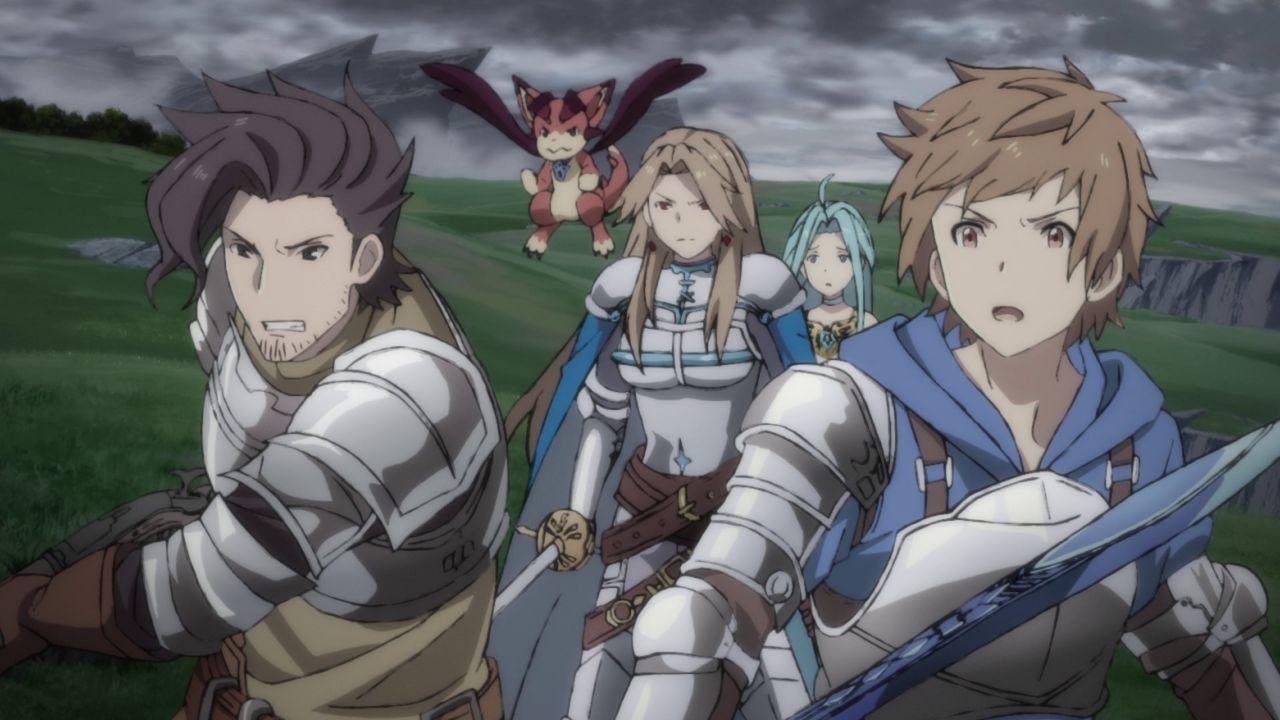 Granblue Fantasy: ammiriamo la key art della seconda stagione