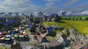 Grand Ages: Medieval arriva a settembre su PS4