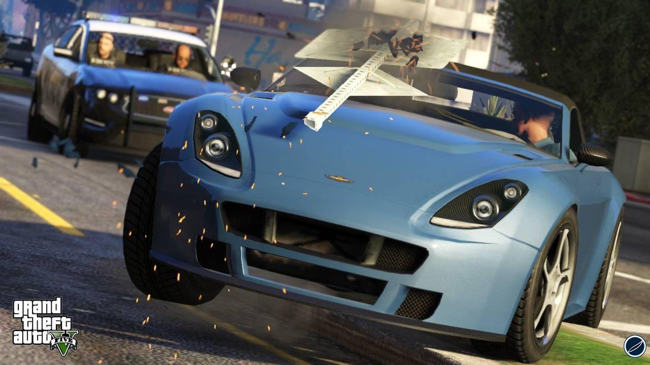 Grand Theft Auto 5: 34 milioni di copie distribuite