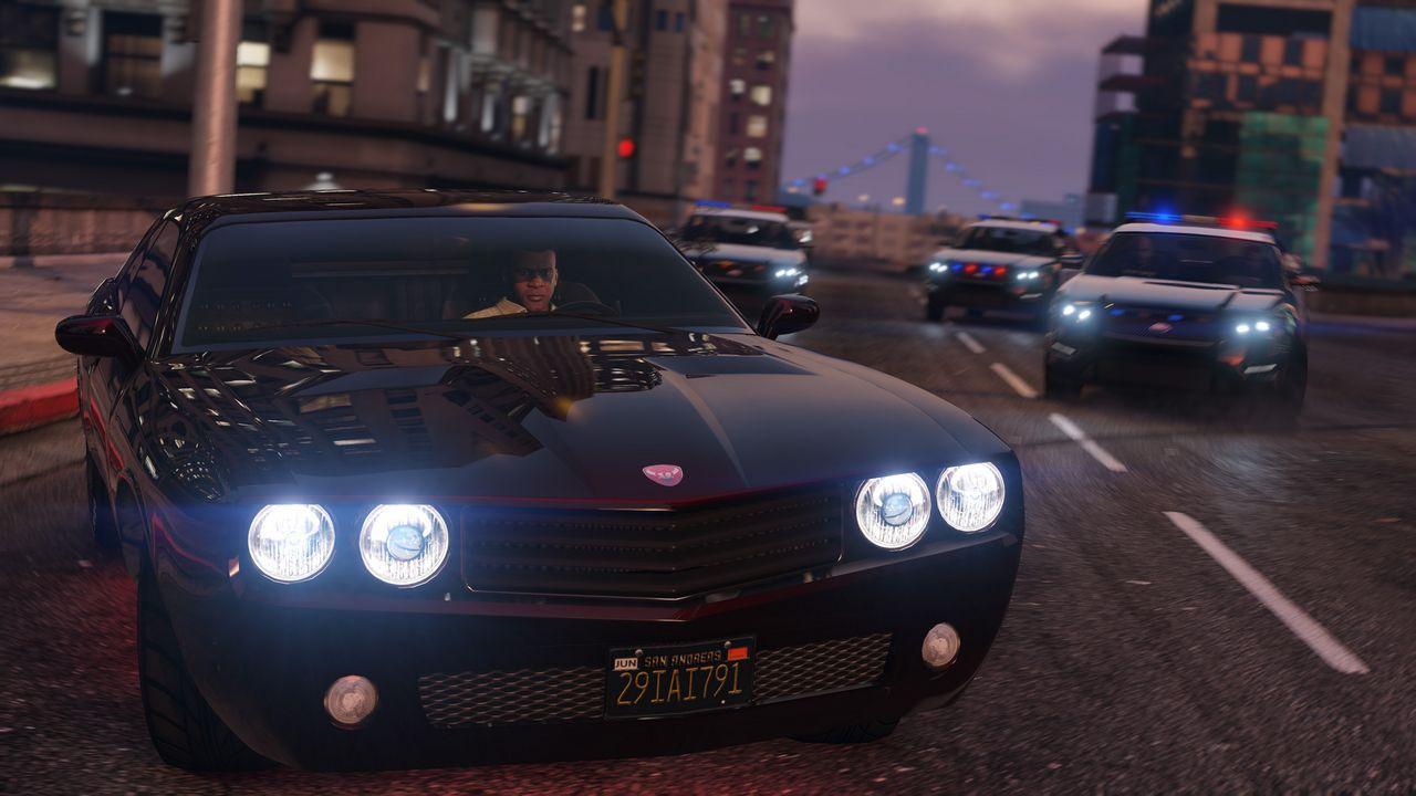 Grand Theft Auto 5: Ecco alcuni dettagli presenti nella versione next-gen del titolo