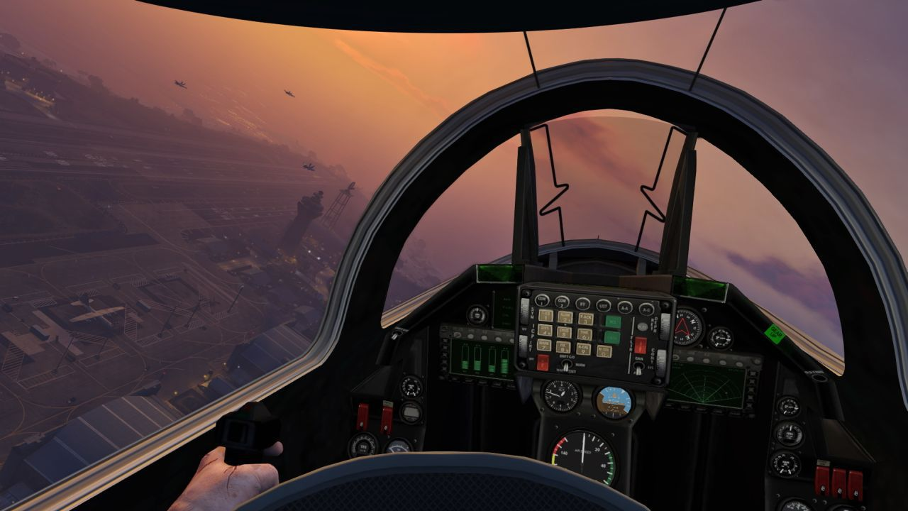 Grand Theft Auto 5 ed HTC Vive insieme grazie ad una mod