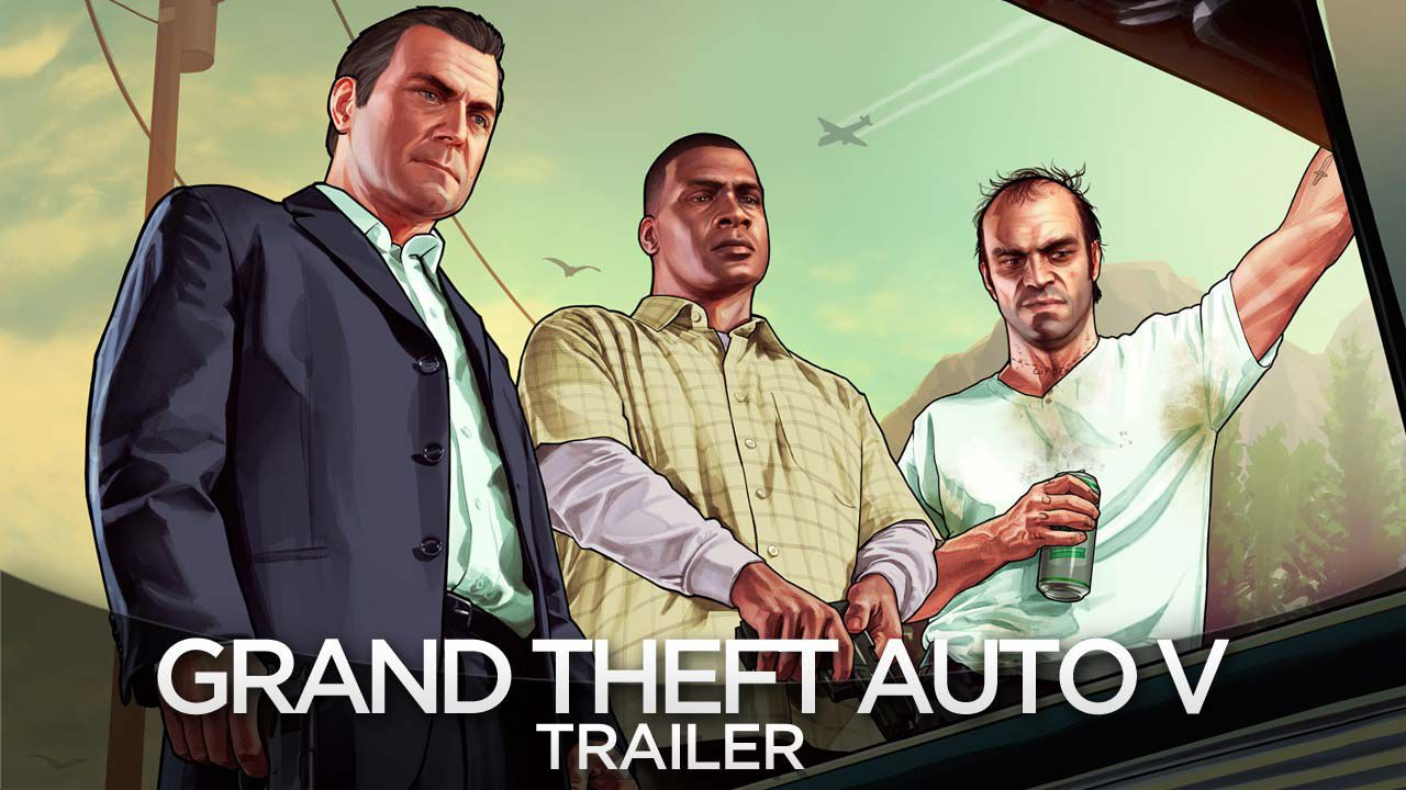 Grand Theft Auto 5 - Gameplay Live - Replica 17/11/2014