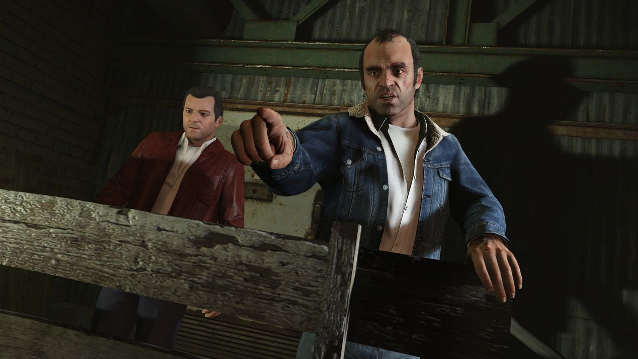 Grand Theft Auto 5 su PC va già a 60 frame al secondo?