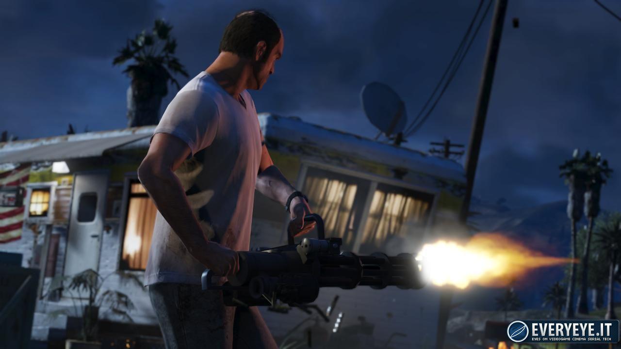 Grand Theft Auto 5 per PC, PS4 e Xbox One: lista migliorie e novità