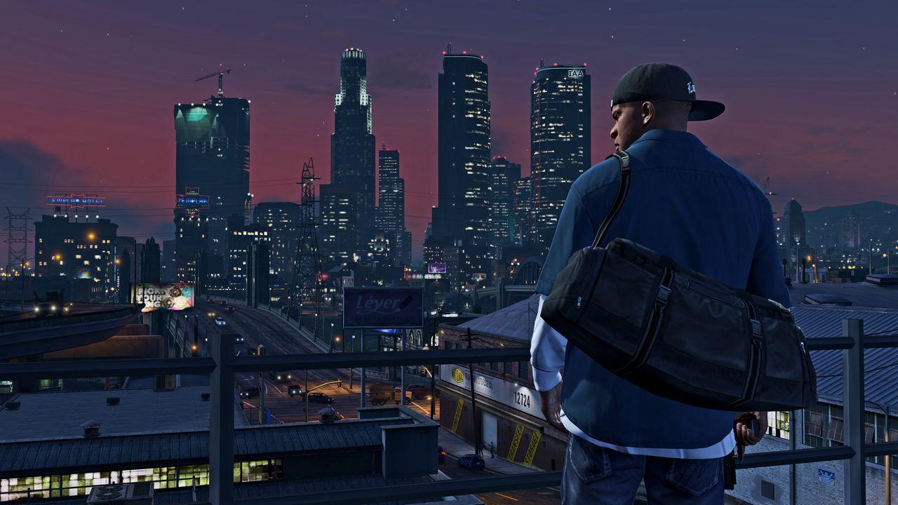 Grand Theft Auto 5 per PS4 e Xbox One: la day one patch pesa 1.14 GB
