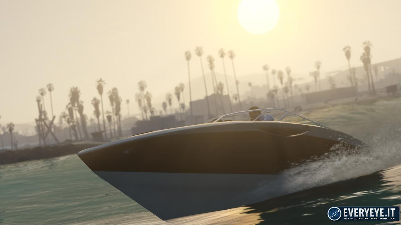 Grand Theft Auto 5 sfrutterà le caratteristiche del DualShock 4