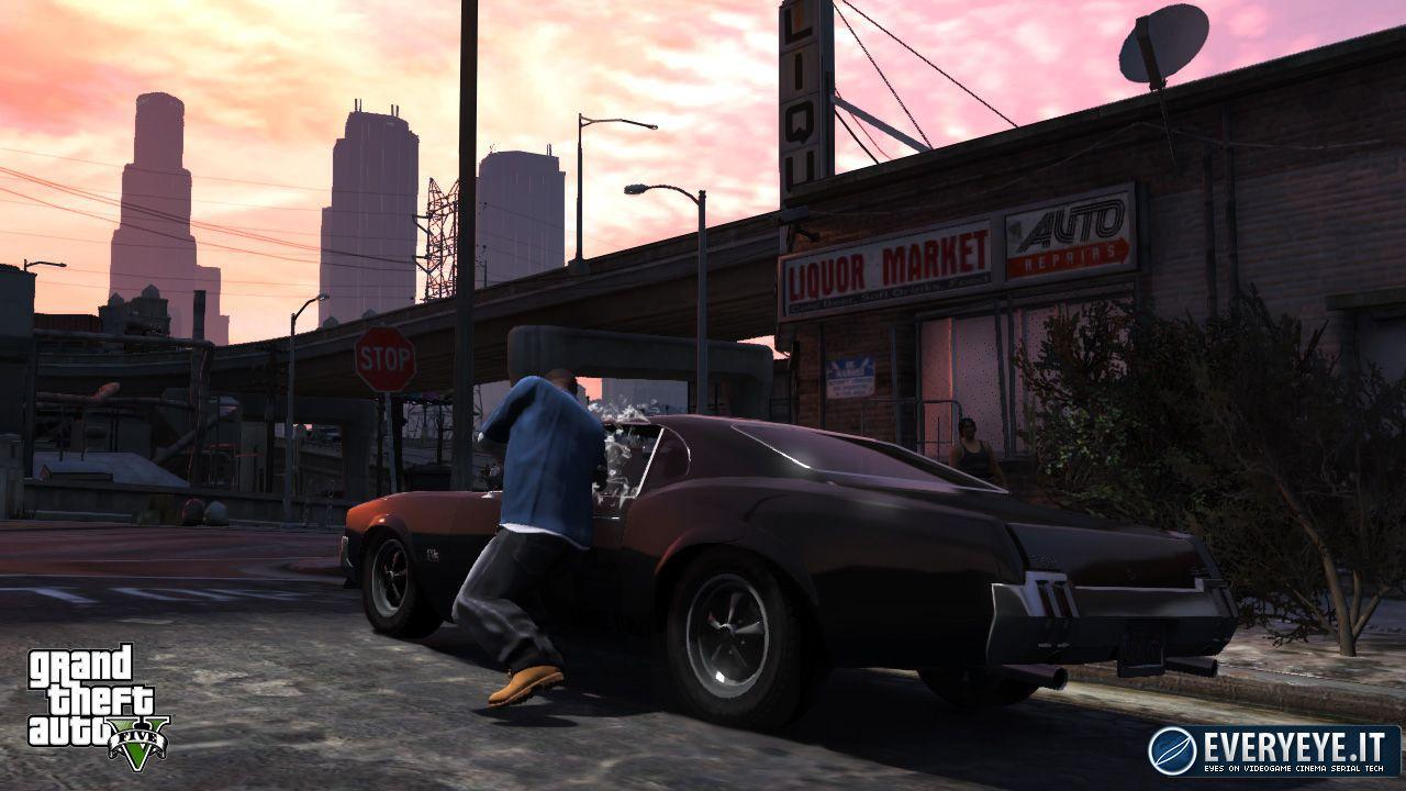 Grand Theft Auto 5: la versione PlayStation 4 uscirà in anticipo?