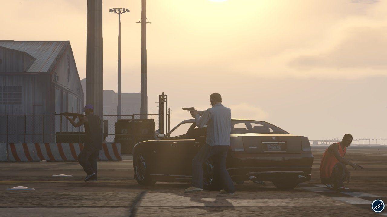 Grand Theft Auto Madrid: parodia del trailer di GTA V