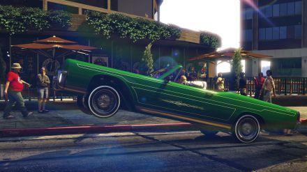 Grand Theft Auto Online: al via un evento lungo una settimana