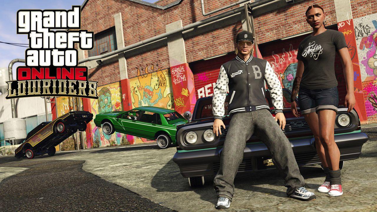 Grand Theft Auto Online: nuovi scatti per l'aggiornamento Lowriders