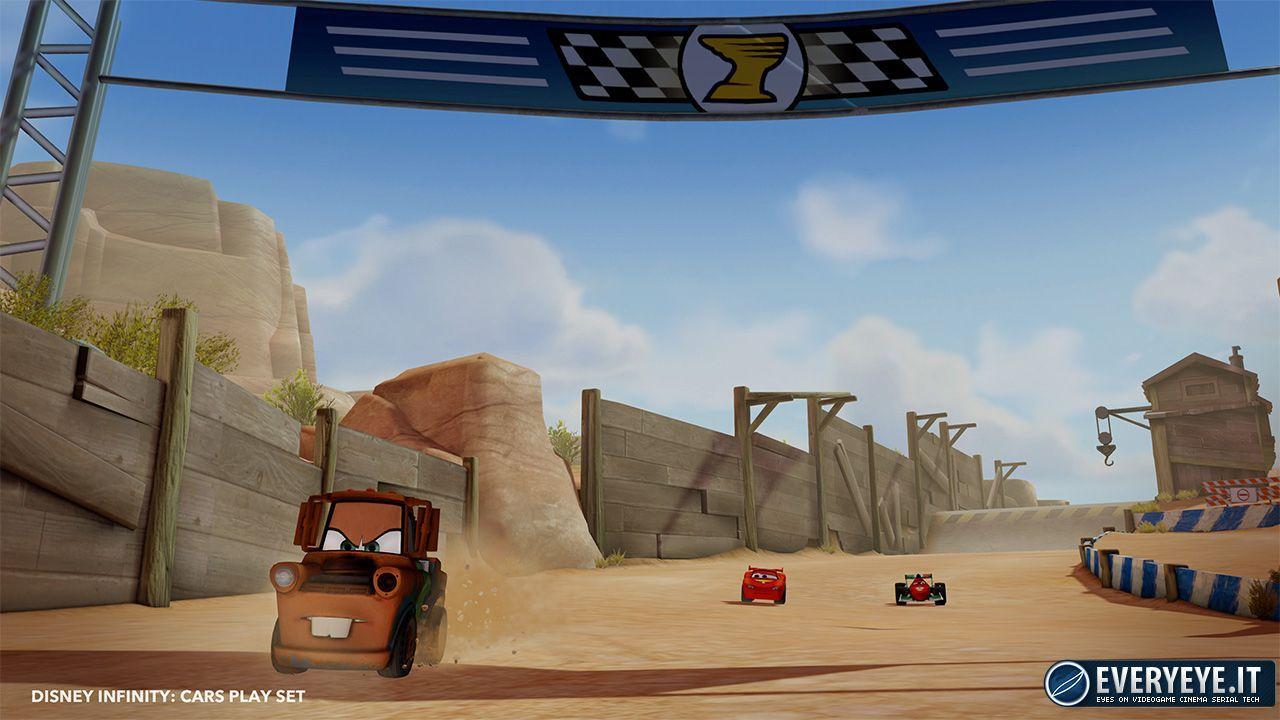 Grand Theft Auto ricreato in Disney Infinity