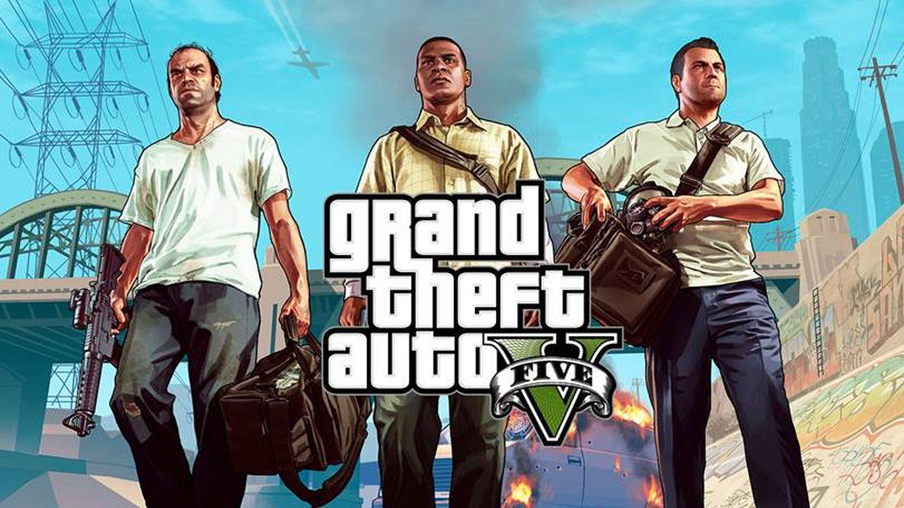 Grand Theft Auto: La serie ha generato più di 2 miliardi di Dollari dal lancio di GTA V