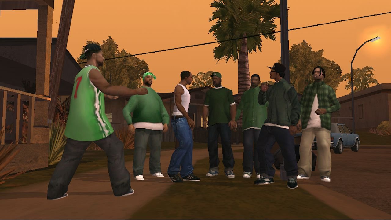 Grand Theft Auto: The Trilogy debutta su PlayStation 4