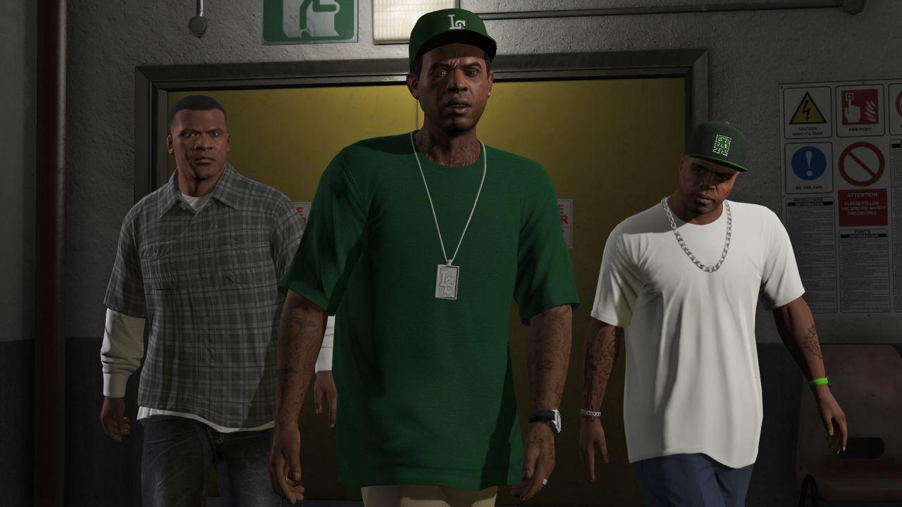 Grand Theft Auto V è stato il gioco più twittato del 2015