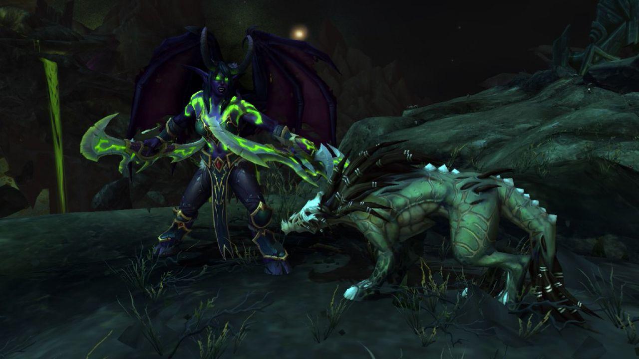 Grande successo di critica per World of Warcraft: Legion