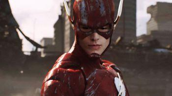 Grant Gustin commenta il costume del Flash di Erza Miller
