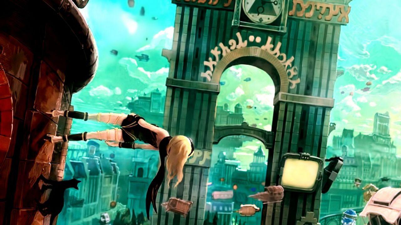 Gravity Rush 2 esce il primo dicembre in Giappone