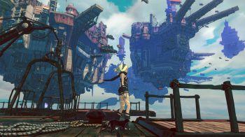 Gravity Rush 2: la grandezza della mappa in una sequenza di gioco open world