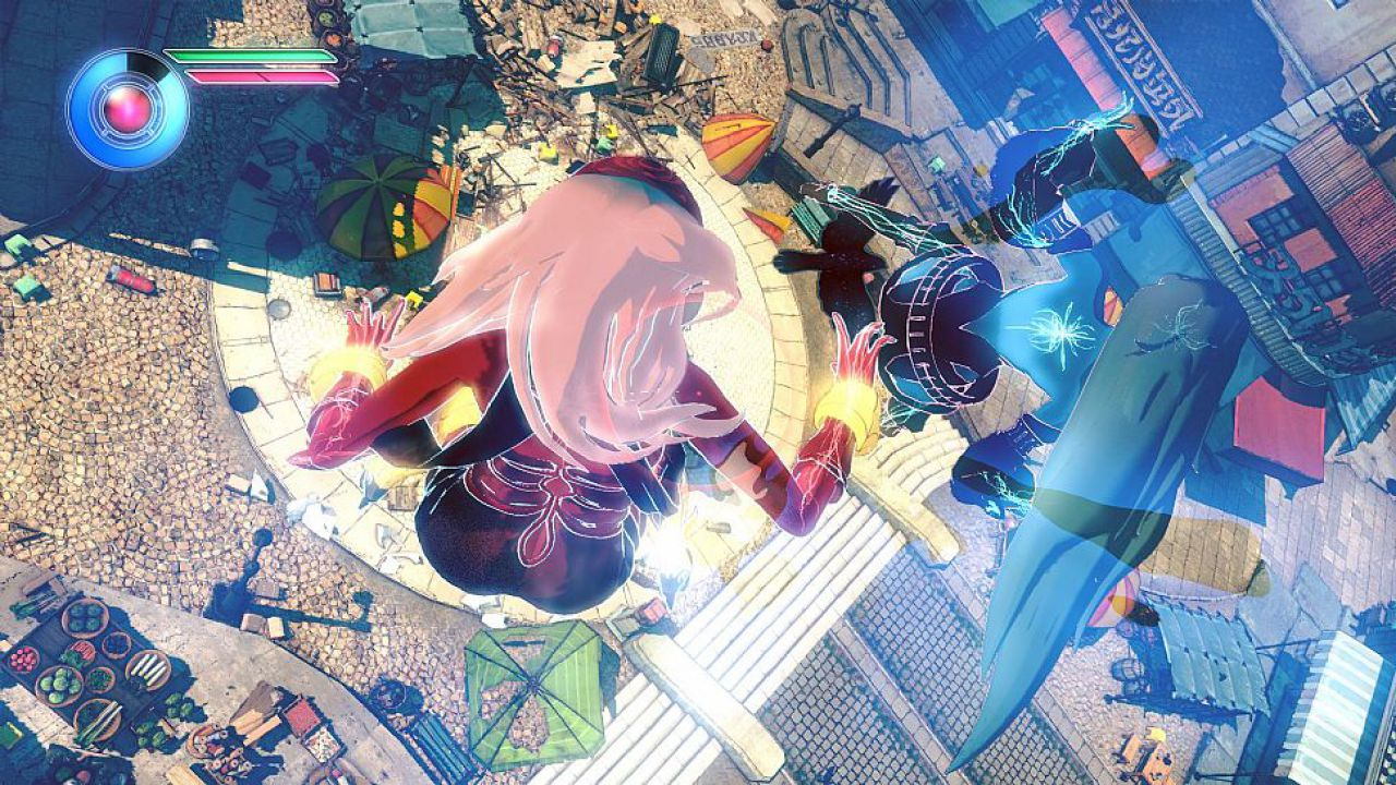 Gravity Rush 2: immagini e artwork dalla Games Week di Parigi