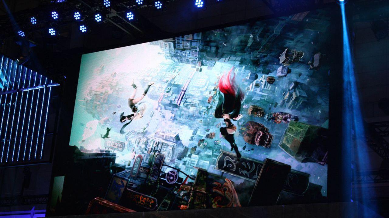 Gravity Rush 2 è il nuovo progetto del Team Gravity?