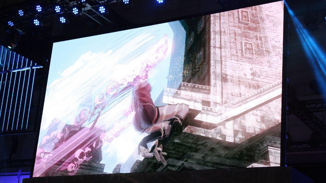 Gravity Rush: annunciato in Giappone il secondo DLC