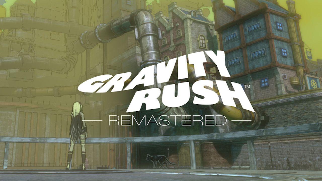 Gravity Rush Remastered: nuovi video con oltre un'ora di gameplay