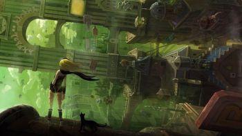 Gravity Rush Remastered per PS4: trailer con i riconoscimenti della stampa internazionale