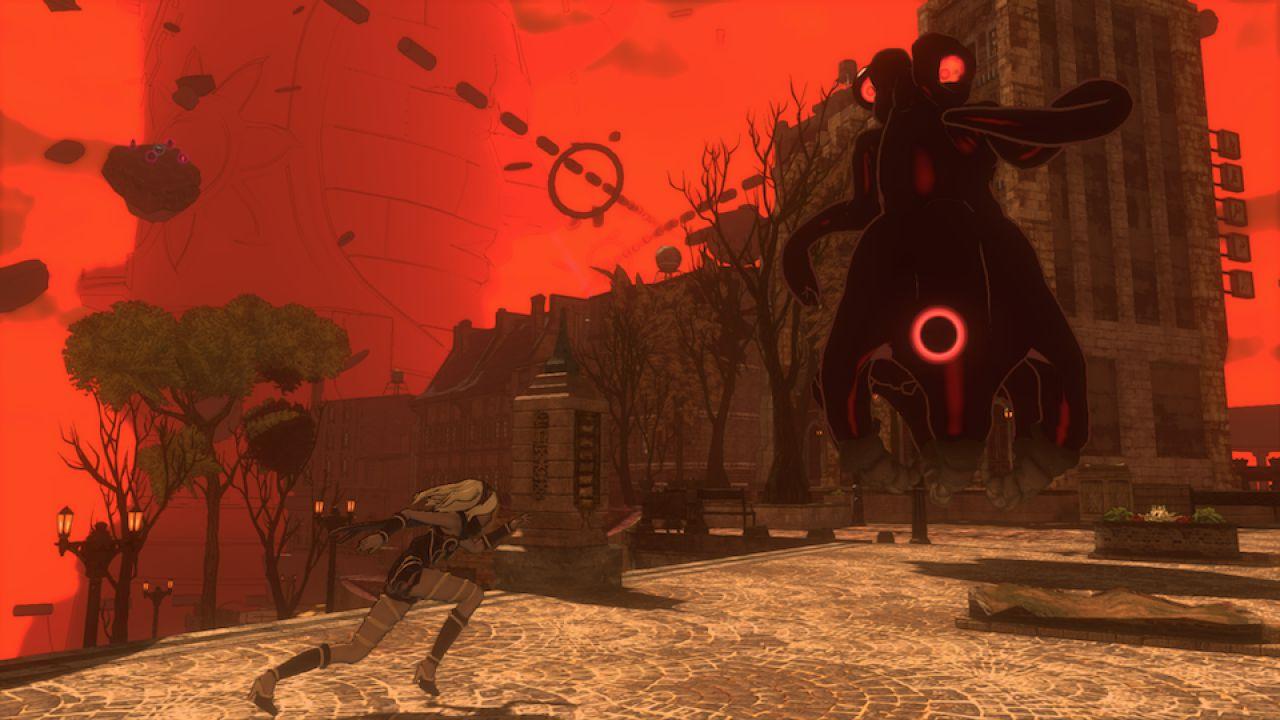 Gravity Rush Remastered: Rivelato il layout dei controlli
