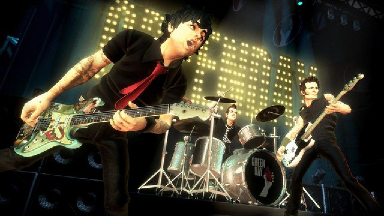 Green Day: Rock Band, prezzi e preordini aperti