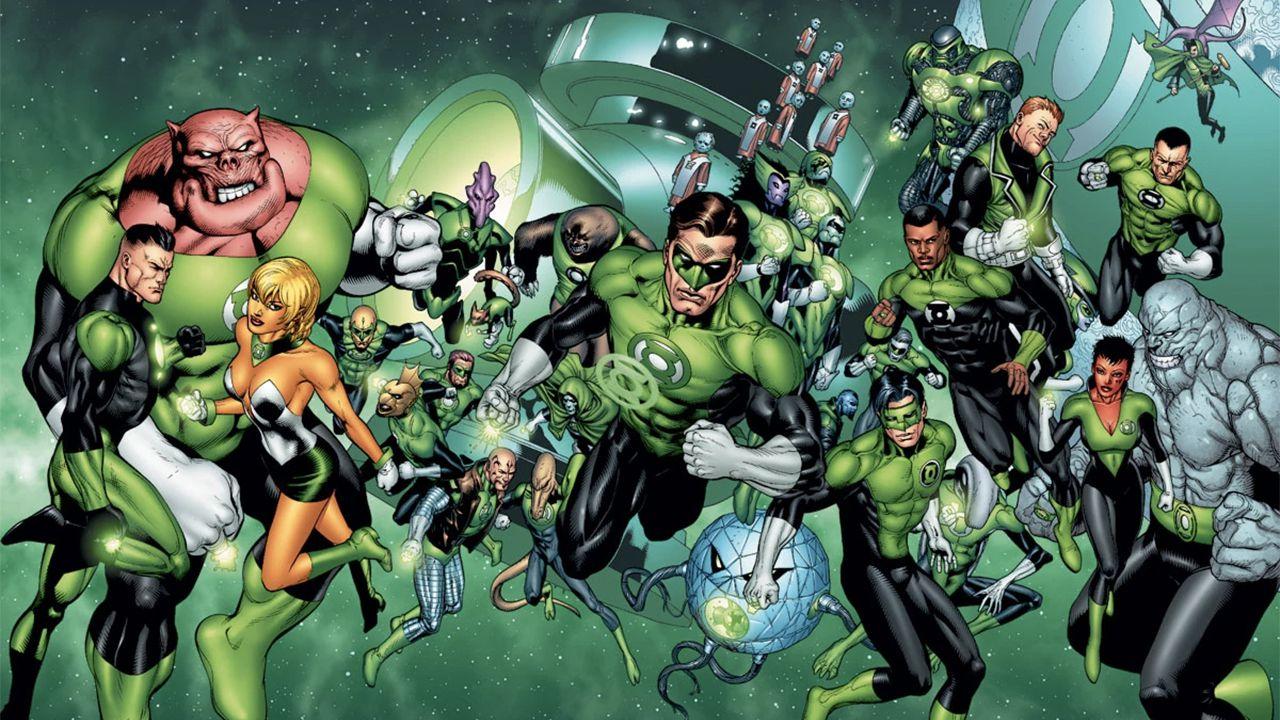 Green Lantern, nuovi dettagli sulla serie targata HBO Max