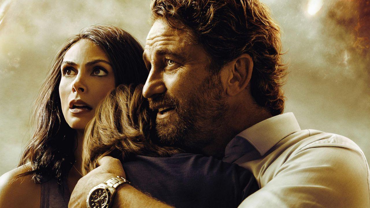 Greenland, pessime notizie per Gerard Butler: niente cinema negli USA, ma in Italia?