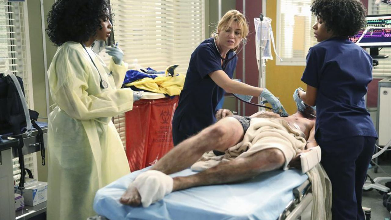 Grey's Anatomy 11: materiale promozionale dal terzo episodio, 'Got to Be Real'