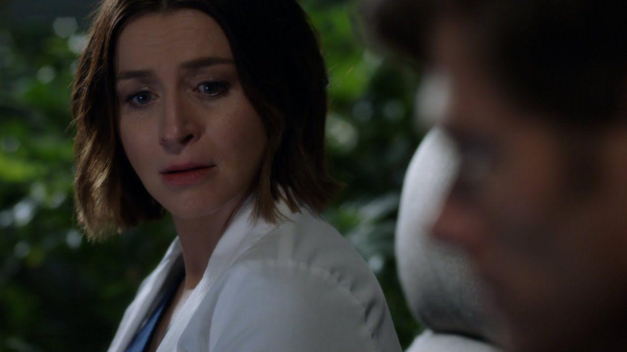 Frasi Sulla Delusione Greys Anatomy.Grey S Anatomy 16 I Fan Entusiasti Della Relazione Tra Amelia E Link